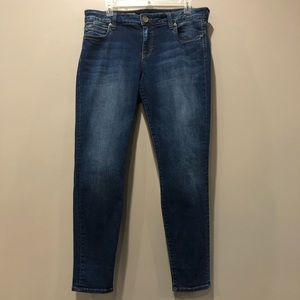 KUT from the Kloth   Toothpick Skinny Jeans